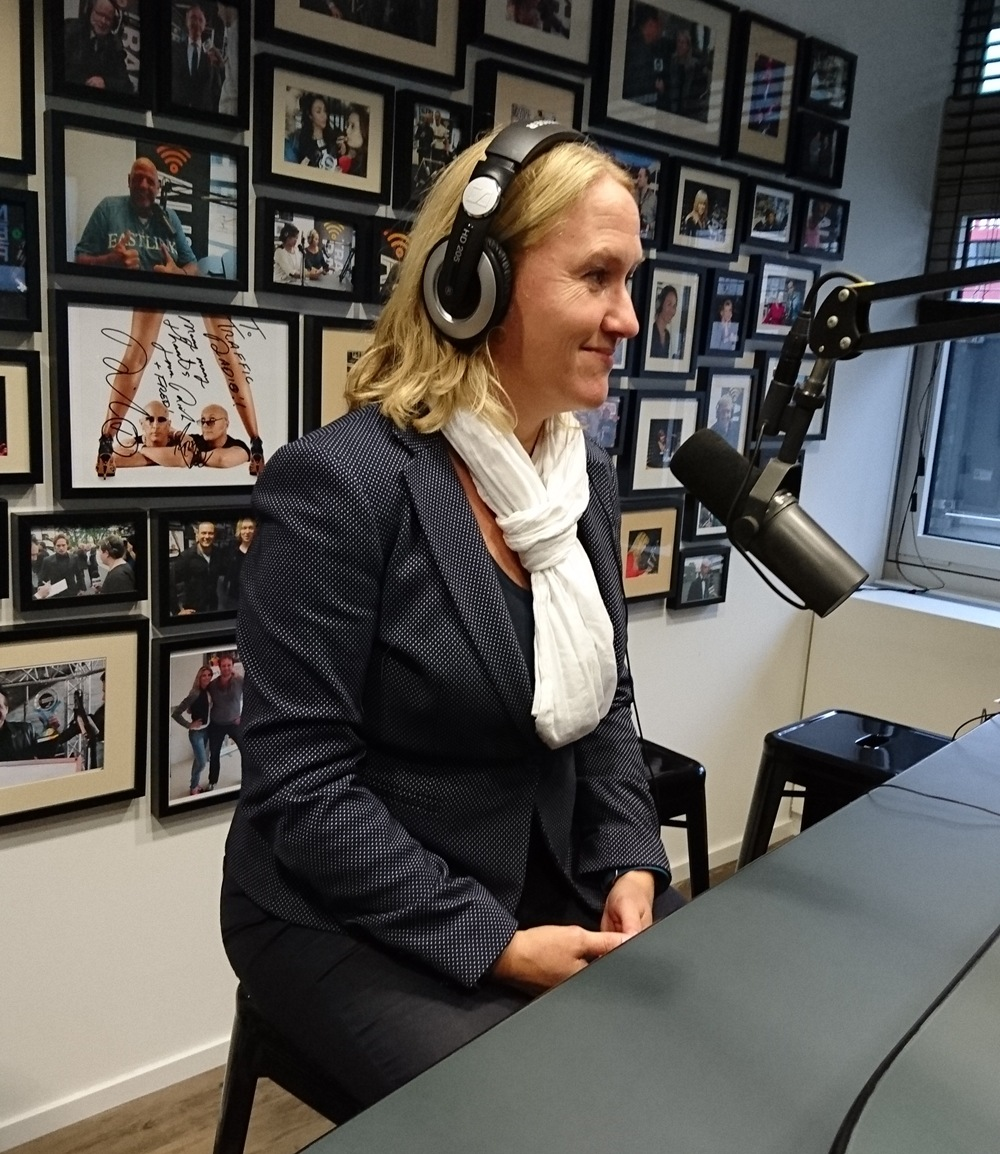 Gabriëlla Bettonville, hoofd communicatie en woordvoerder bij het NIBUD, is te gast bij Jacqueline Zuidweg tijdens haar programma Vallen opstaan en weer doorgaan op New Business Radio