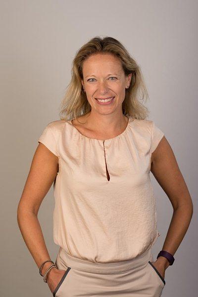 Vanessa Fijn, beleidsmedewerker bij het BKR, Bureau Krediet Registratie