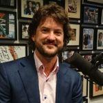 ويليم أوفربوش ، مؤسس ومدير مجموعة Network Network الهولندية ضيفًا على Vallen استيقظ واستمر مع جاكلين زويدويج على راديو الأعمال الجديد