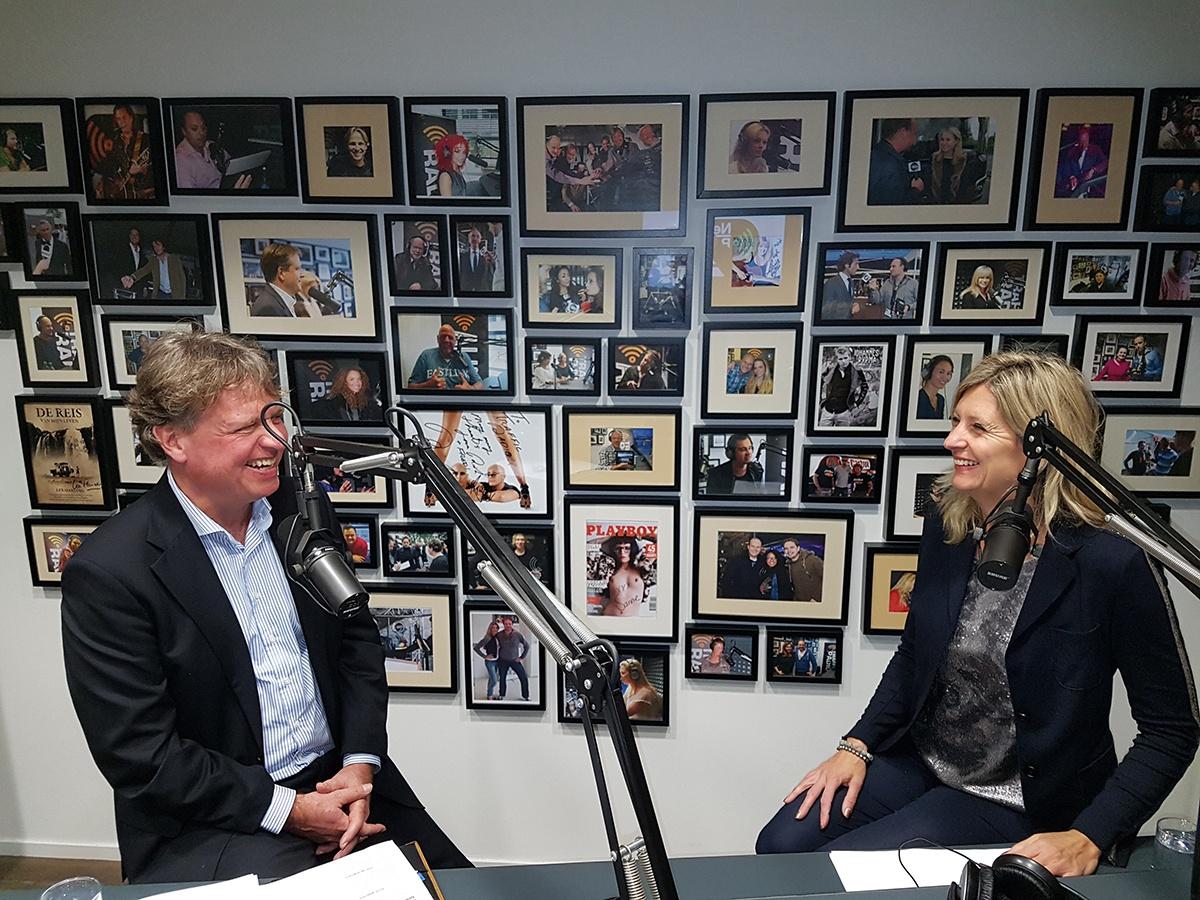 Ronald van Krieken, accountant bij Flynth adviseurs is te gast bij Vallen opstaan en weer doorgaan met Jacqueline Zuidweg op New Business Radio. Zij praten over het onderwerp Speerpunten van de belastingdienst.