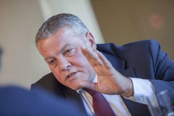 Frank van Santen, directeur Stichting Ondernemersklankbord, column Sparren met Ondernemersklankbord, Zuidweg & Partners