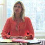 Jacqueline Zuidweg presenteert haar serie Vallen opstaan en weer doorgaan op het kantoor van Zuidweg & Partners in Hilversum. Deze week met het onderwerp: Schuldsanering, sanering, kwijtschelding, finale kwijting