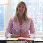 Jacqueline Zuidweg presenteert haar serie Vallen opstaan en weer doorgaan op het kantoor van Zuidweg & Partners in Hilversum. Deze week met het onderwerp: stabilisatie en verificatie