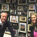 Rob Kurvers, Vallen'e konuk oluyor ve Yeni İş Radyosunda Jacqueline Zuidweg ile devam ediyor. Konu: zihinsel uygunluk.