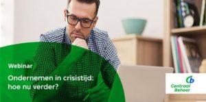 Webinar ondernemen in crisistijd